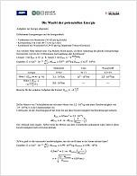 Arbeitsblatt - Lösungen - WIS