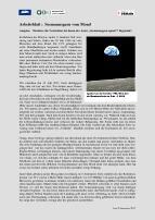 Arbeitsblatt: Seemansgarn vom Mond - WIS
